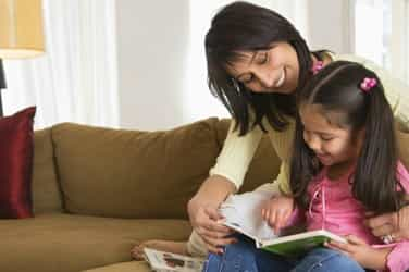 5 easy steps to improve your child's English at home