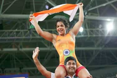 Against all odds: Sakshi Malik becomes first Indian woman wrestler to win an Olympic medal