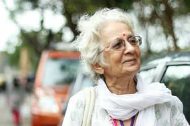 Here's why this 77-year-old single Indian lady doesn't regret not getting married!