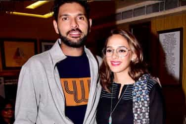 Yuvraj Singh reveals the traditional way in which he proposed to Hazel Keech!