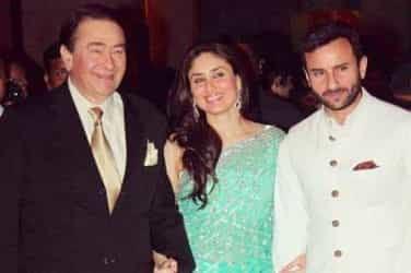 Grandfather-to-be Randhir Kapoor has a special message for Kareena's baby!
