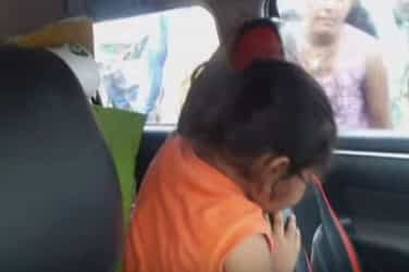 Hyderabad parents leave 3-year-old daughter sleeping inside locked car. Here's what happened next!