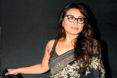 Mommy Rani Mukerji signs first film after her maternity break
