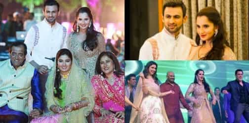 In pics: It was a star-studded sangeet ceremony for Sania Mirza's sister Anam