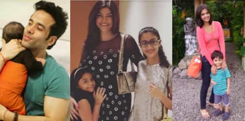 These single parents of tinsel town show you that it doesn't take two to raise a family