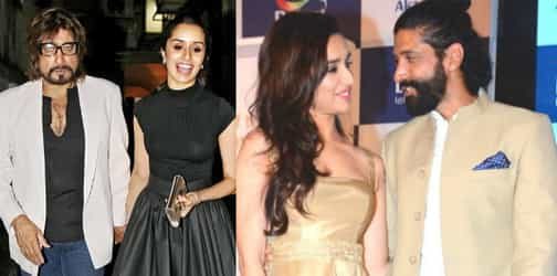 Is daddy Shakti Kapoor miffed with daughter Shraddha's alleged relationship with Farhan Akhtar?