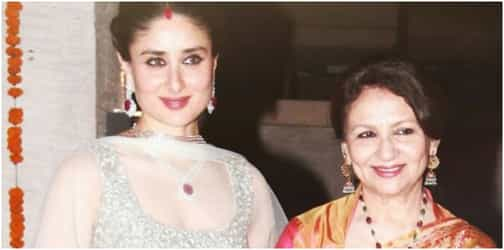 Mum-in-law Sharmila Tagore has finally spoken about how bahu Kareena Kapoor Khan carried her pregnancy!