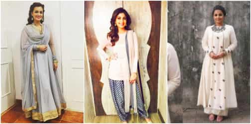 Mums, here are 5 easy tricks to look taller in Indian wear