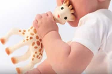STOP! There's danger lurking in your baby's teether!
