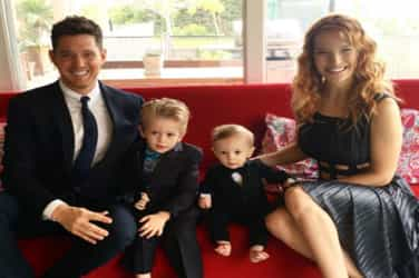 Michael Buble may not host Brit awards, as son battles cancer