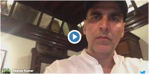 Watch: Angry dad Akshay Kumar shares a powerful message for girls after the shameful Bengaluru incident