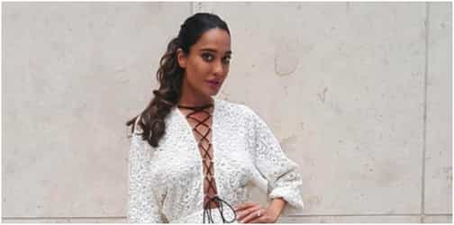 Newlywed Lisa Haydon announces her pregnancy with a gorgeous picture!
