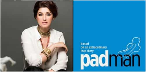 Twinkle Khanna is all set to talk about menstruation in the open with 'Padman'