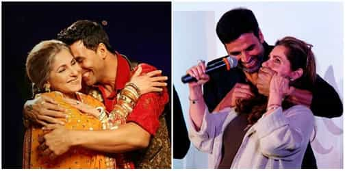 Akshay Kumar has THIS to say about his relationship with mum-in-law Dimple Kapadia!