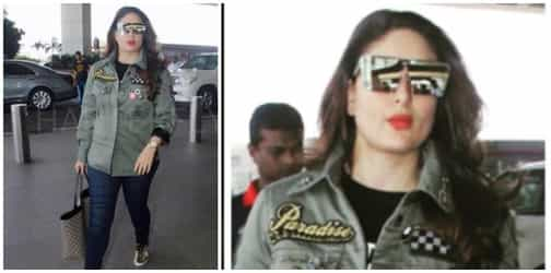 New mum Kareena Kapoor Khan is off to London without son Taimur!