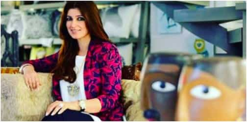 3 times Twinkle Khanna proved that for busy mums fashion is all about comfort!