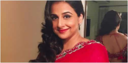 Bold Vidya Balan slams a fan who tries to misbehave with her!