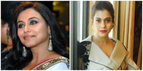 Ouch! Kajol conveniently ignores cousin Rani Mukerji at a function as sister Tanisha hugs her! (Video inside)