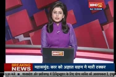 Braveheart news anchor learns of husband's sudden death on LIVE TV, stays calm