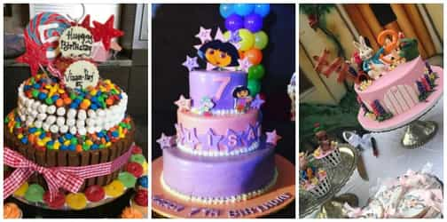 These 5 celeb mums chose some mouthwatering cakes for their kids' birthday (Pics Inside!)