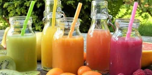 Doctors say: No fruit juice for babies under the age of one