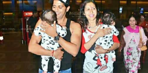 Celeb Dad Karanvir Bohra opens up on why he chose to wait for 10 years to have kids!