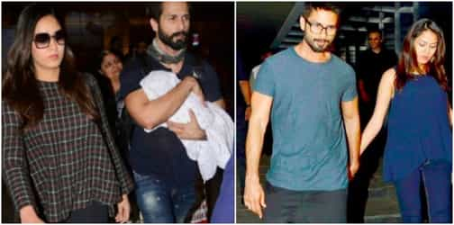 Shahid Kapoor shared a special message for wife Mira Rajput on Mother's Day!