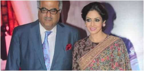 With THIS gesture Boney Kapoor proved that wife Sridevi is the most important person to him!