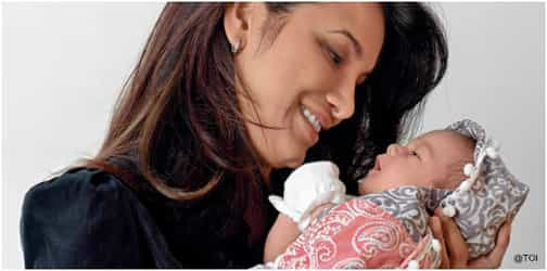 WOW! New mum Diana Hayden's miracle baby girl has proved everybody wrong