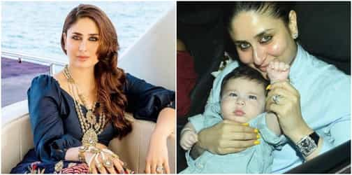 OMG! Kareena prioritses Taimur over her career and makes a life-changing decision