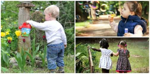 You can create a world of memories for your 5-year-old with these 5 simple things!