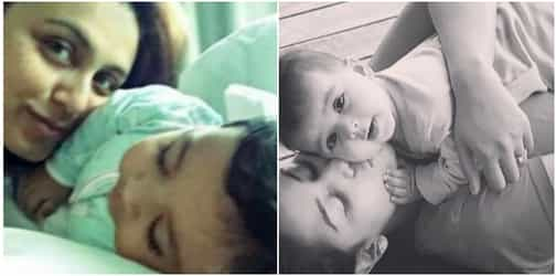 New mums Rani Mukerji and Mira Rajput have THIS really special thing in common!