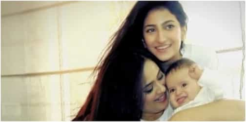 Shweta Tiwari's daughter is unable to leave her younger brother alone because of THIS!