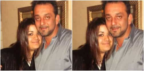 Sunjay Dutt's daughter Trishala underwent a makeover and looks like a star now!