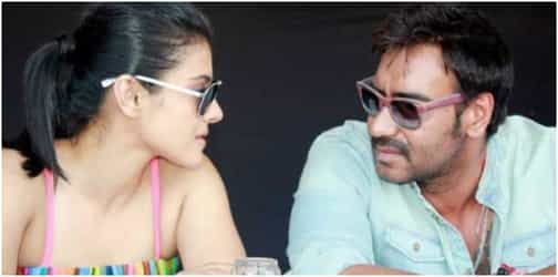 Believe it or not! Ajay scolds wife Kajol at parties because of THIS shocking reason