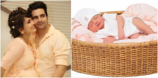 New parents Karan Mehra and Nisha Rawal aren't stepping out of the house anymore!