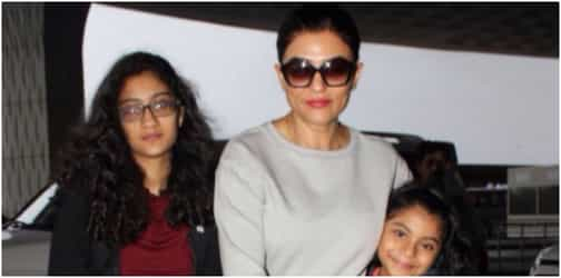 Single mum Sushmita Sen shows us that parenting a teenager is NOT easy!