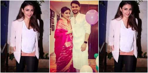 Soha Ali Khan reveals the ONE crazy thing hubby Kunal did when she was unwell