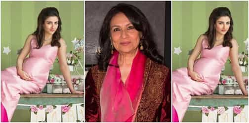 Here's why Sharmila Tagore is worried about daughter Soha's first pregnancy!