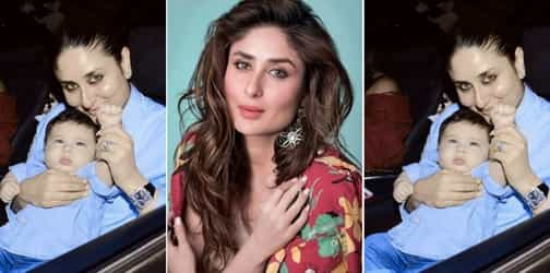New mum Kareena Kapoor Khan wants everybody to know THIS about son Taimur!