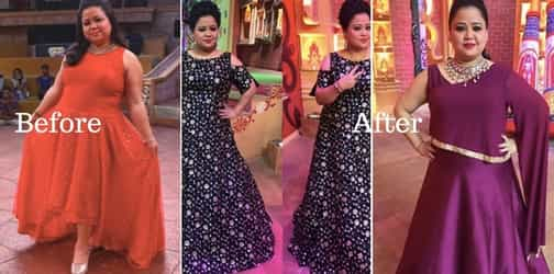 Here's how laughter queen Bharti Singh lost 10 kilos without dieting!