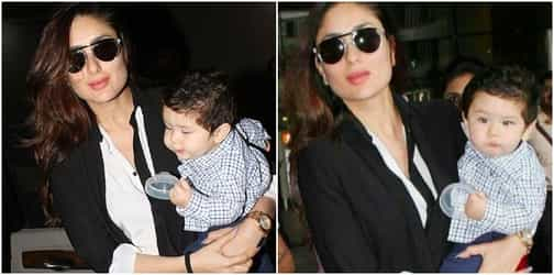 New mum Kareena has already introduced solids into Taimur's daily diet!