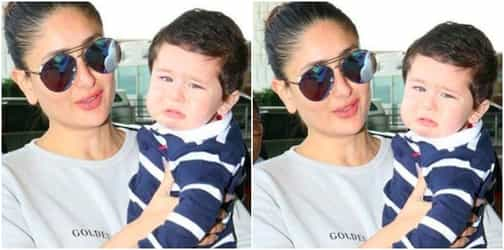 Here's why Kareena's producers have banned Taimur Ali Khan from her sets!