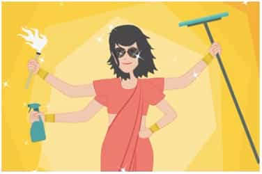 5 last-minute Diwali cleaning tips and tricks for busy mums