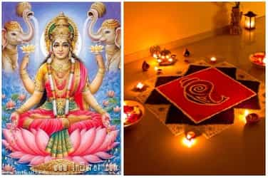 Want to be blessed with health, wealth and prosperity this Diwali? Chant these 4 powerful Lakshmi Mantras