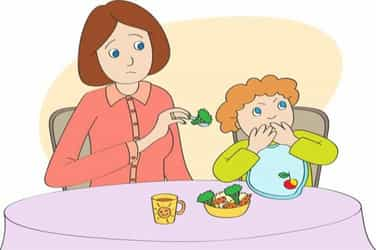 Are you force-feeding your kid? 3 mistakes to watch out for