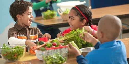 Shocking! Your kids are gaining weight because they are not eating THIS