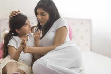 Mummies, think before you speak in front of your kids... here's why