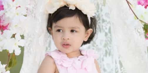 The influence of your nanny can be healthy for your kid, proves Ziva Dhoni!