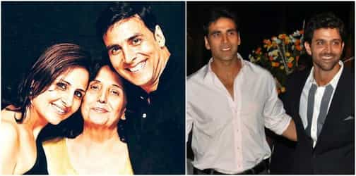 Akshay Kumar's mother had THIS special surprise for Hrithik Roshan on his 44th birthday!